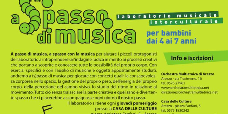 A SPASSO DI MUSICA 2015-16