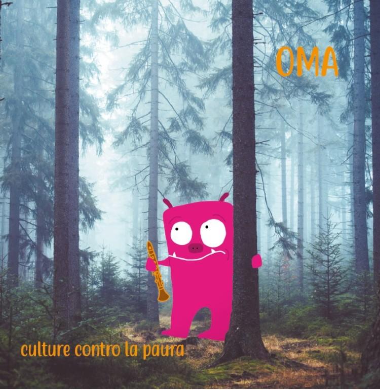copertina cd OMA